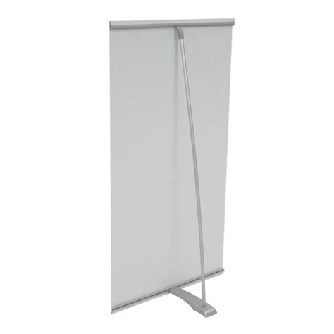 l on a stand l mini trade show tension banner stand ntsd
