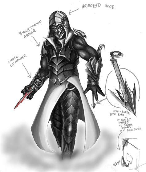 Assasins Creed Ezio Black Suit Premium Hardcase For Samsung S7 Edge future ezio for contest by exaequo94 on deviantart