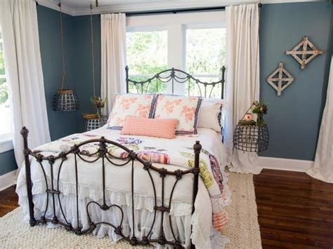 Joanna Gaines Master Bedroom Comforter fixer sized house small town charm paint