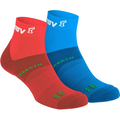wiggle inov 8 all terrain sock mid pack running socks