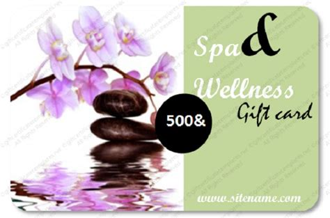 Spa And Wellness Gift Card Spa Week - 1 000 spa wellness gift card by spa week giveaway free samples