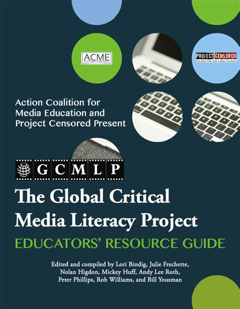 critical media literacy pearltrees the global critical media literacy project gcmlp