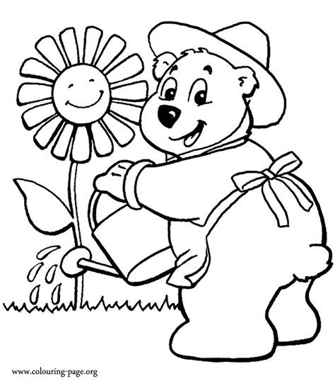cute coloring pages of roses flower garden coloring page coloring home