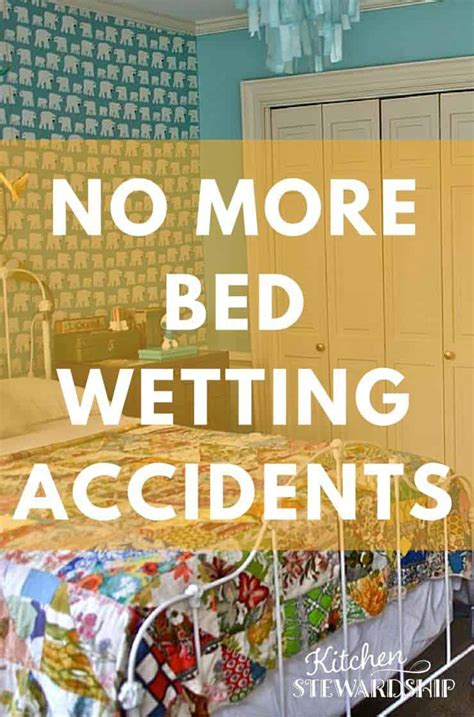bedwetting and accidents aren t your fault why potty accidents happen and how to make them stop books remedies for nighttime bedwetting in