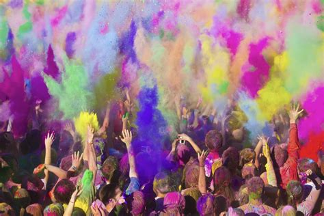 festival of color sasa and brio present holi 2013 blogdailyherald
