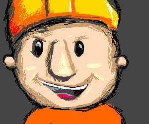 bob the builder drawing by lonk