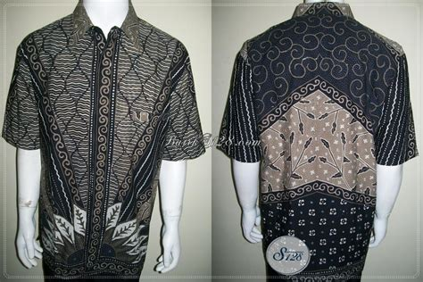 Best Seller Kemeja Batik Exclusive 9 Rendi Jaya toko baju batik tulis murah lengkap dan terpercaya sedia baju batik tulis pria lengan