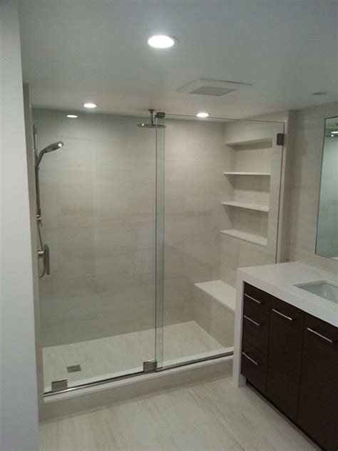 installing frameless glass shower doors install frameless shower door installing a frameless