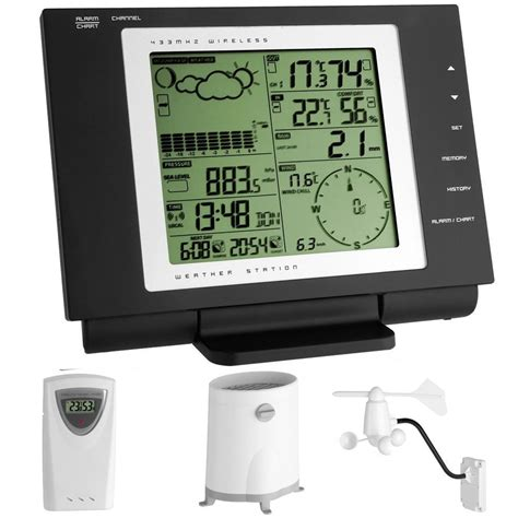 tfa nexus wireless weather station