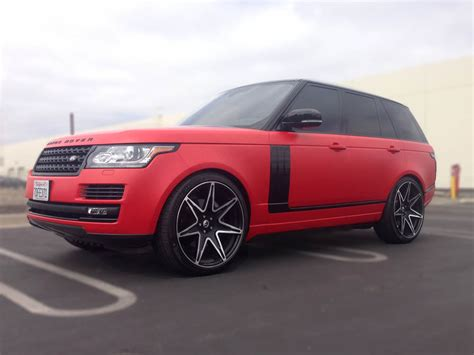 wrapped range rover autobiography complete wrap and customization of a range rover