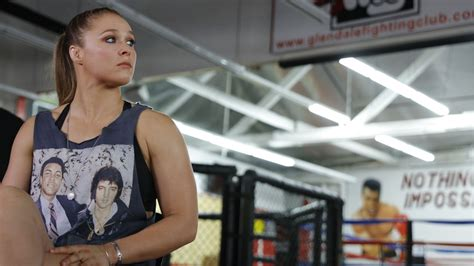 Ufc Wardrobe by Morning Report White Says Ronda Rousey Still The