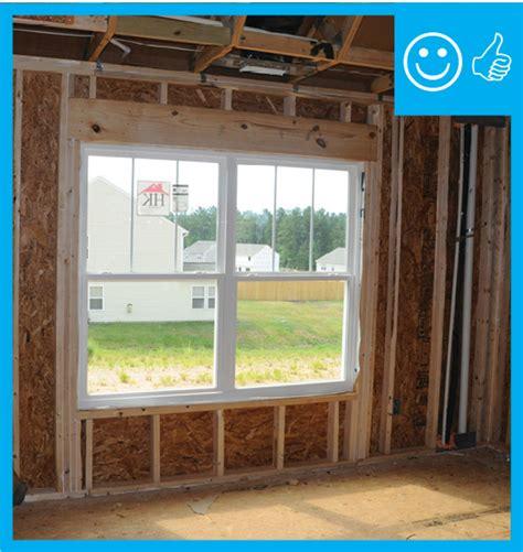 framing a window advanced framing minimal framing at doors and windows