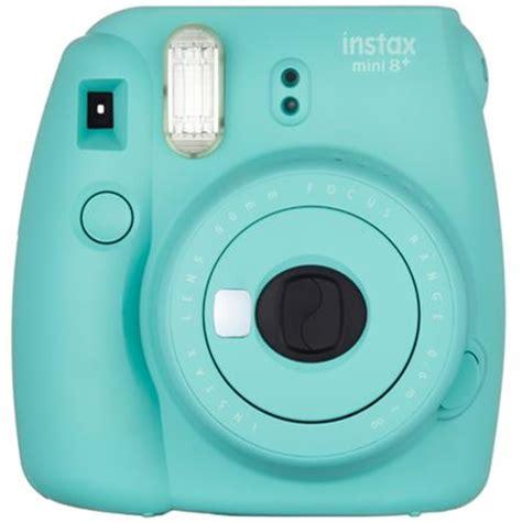 fujifilm instax mini 8+ camera, mint 4547410 313703