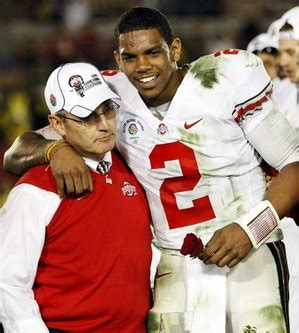 ohio state tattoo scandal terrelle pryor ohio state savor bowl victory