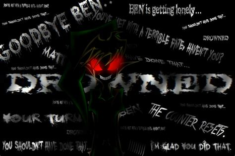 Monroe House by Creepypasta Ben Drowned Quotes Quotesgram