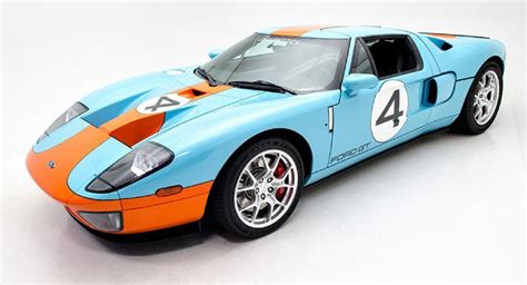gulf ford gt ford gt heritage edition with gulf livery for sale