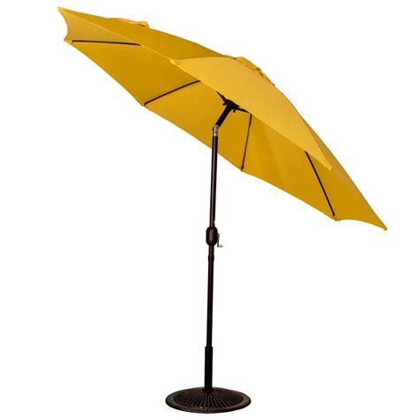 Best Wind Resistant Fiberglass Rib Patio Umbrellas