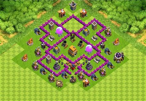 clash of clans town hall 45 6 base layouts youtube war trophy base town hall 6 designs with air sweeper