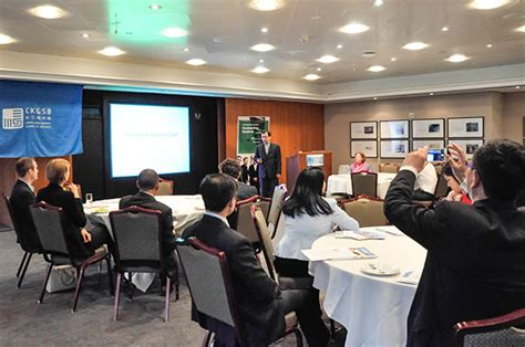 Mba Courses Nyc by Ckgsb S Mba Program Hosts Nyc Networking Session Ckgsb