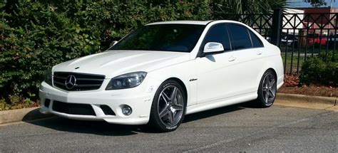 Car Tires With White Lettering Do White Letter Tires Belong On An Amg It Depends Mbworld