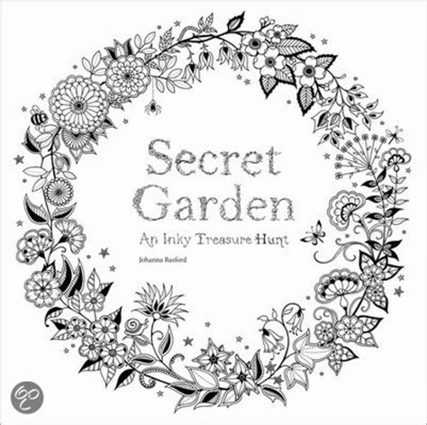 secret garden colouring book au bol secret garden johanna basford 9781780671062