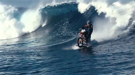 Wasser Motorrad by The Motorcycle To Ride On Water In The World