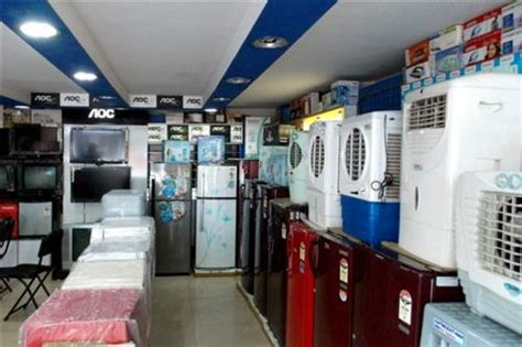 Home Appliances Store Design Electronic Showrooms In Jodhpur Home Appliances Stores In