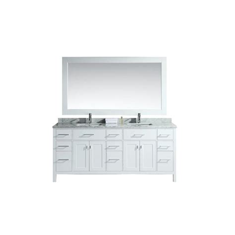 home depot design element vanity design element london 78 in w x 22 in d double vanity in