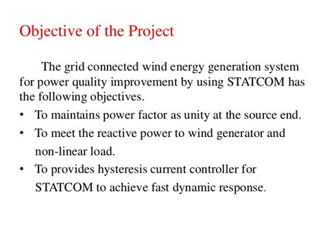 supercapacitors energy storage system for power quality improvement abstract statcom scheme for power quality improvement of grid connecte