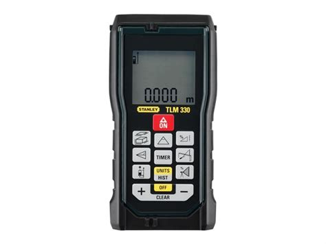 Stanley 100m Tlm 330 Laser Dist stanley int177140 tlm 330 laser measure 100m