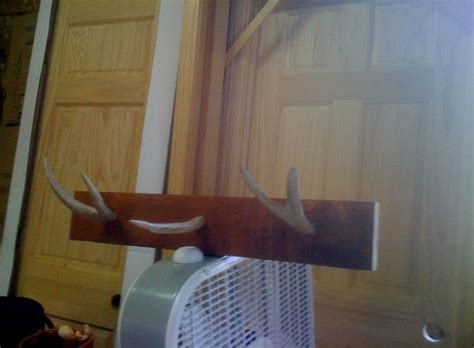 Deer Antler Rack By Daniel Barnes Lumberjocks Com