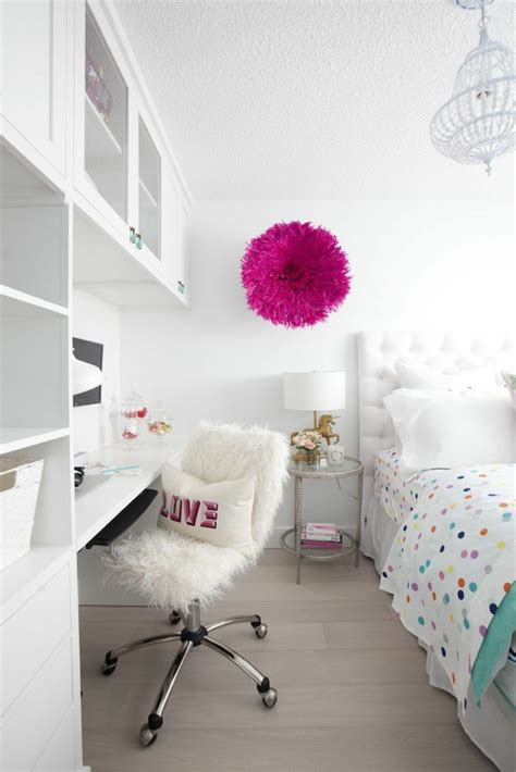 Deco Chambre Fille Ado Moderne by Id 233 Es D 233 Co Pour Une Chambre Ado Fille Design Et Moderne