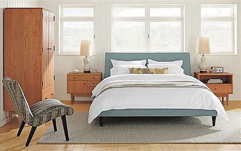 Mid Century Modern Bedroom Decorating Ideas by Mid Century Modern Bedroom Furniture