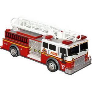 Rush amp rescue fire truck toy fire engine imagine toys 174
