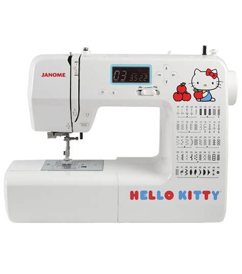 Janome Hello Kitty 18750 Sewing Machine   Jo Ann
