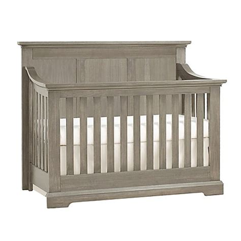 Munire Jackson 4 In 1 Convertible Crib In Ash Grey Gray Convertible Crib
