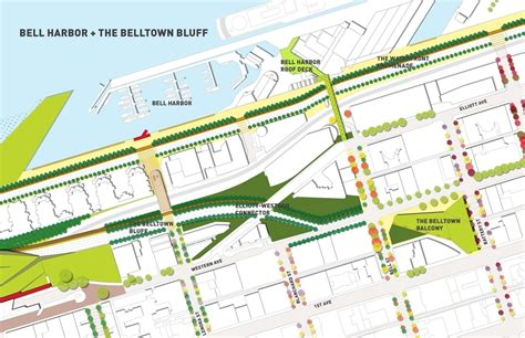 seattle map belltown seattle djc local business news and data real estate