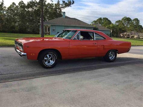 Cars For Sale In Port Fl by 1970 Plymouth Road Runner For Sale Classiccars Cc