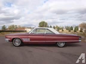 1966 Chrysler 300 For Sale 1966 Chrysler 300 For Sale In Milbank South Dakota