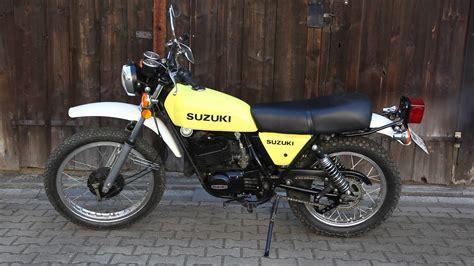 Ts Suzuki 1979 Suzuki Ts 250 Er Pics Specs And Information