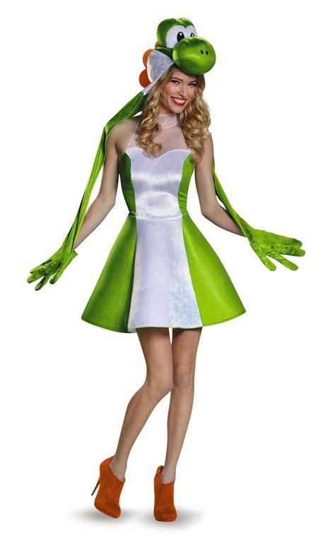 girls fancy dress halloween costumes the costume land adult yoshi mario tween girls costume 64 99 the