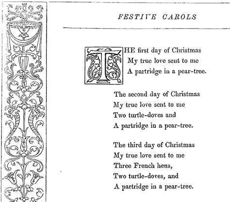 where did that christmas song come from folklife today