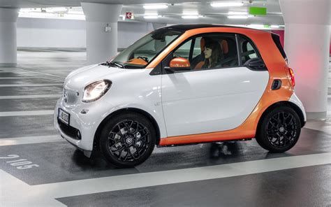 mercedes smart car reviews 2016 smart fortwo forfour review