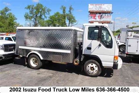 Isuzu npr (2002) : Van / Box Trucks