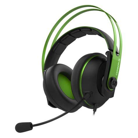 Headset Cerberus Headset Asus Cerberus Gaming V2 Zelen 253 Obchody24 Cz