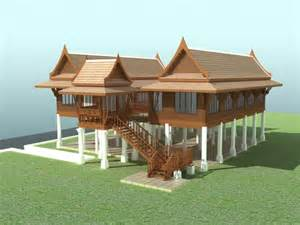Thai House Thai House Roof Design Home Design And Style
