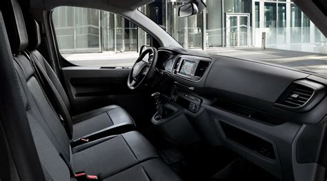 peugeot expert interior interior peugeot expert 2016 pr