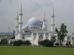 Mosque In File Pahang State Mosque Jpg Wikimedia Commons