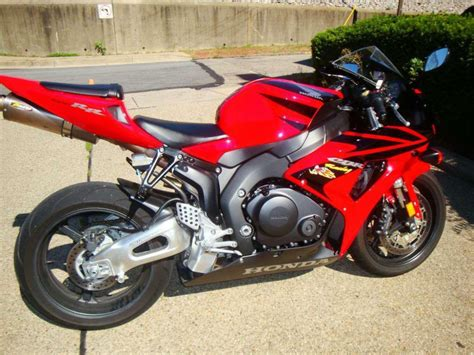 honda cbr1000rr for sale 2006 honda cbr1000rr cbr1000rr sportbike for sale on