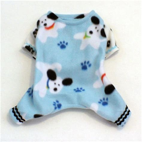 puppy pjs pj pet pjs small pajamas pjs clothes pajamas for breeds picture